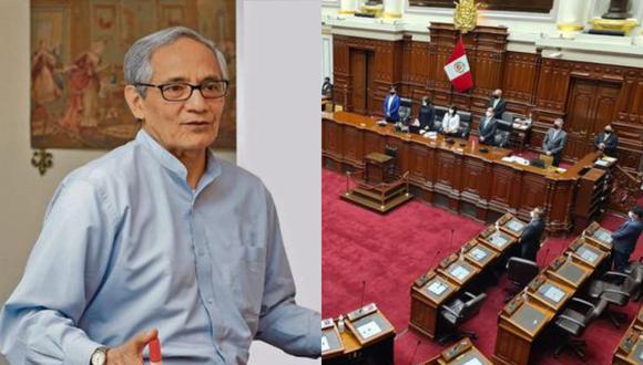 """González Izquierdo dijo que la decisión de Fitch tampoco es una """"catástrofe"""" como lo tildan algunos economistas."""