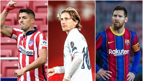 Revisa la tabla de posiciones de LaLiga Santander | Fotos: Agencias