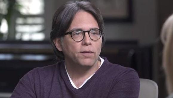 Keith Raniere fundó NXIVM, la oscura organización de autoayuda acusada de ser una secta de esclavitud sexual. (Foto: Captura de Youtube)