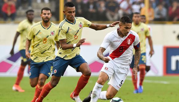 Perú enfrenta a Colombia en Miami como preparación a las Eliminatorias y Copa América 2020.