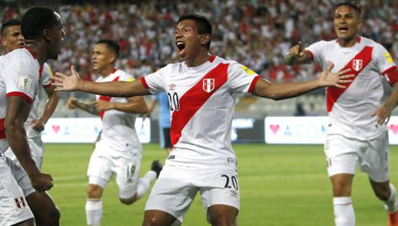 Edison Flores comentó situación de Perú tras triunfo a Uruguay