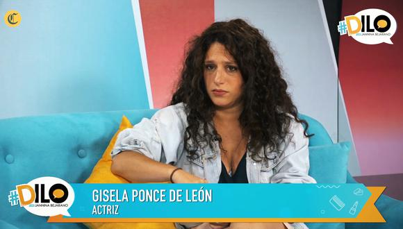 Gisela Ponce de León será la nueva invitada de #Dilo con Jannina Bejarano el viernes a las 12:00 p.m. a través de Facebook, Instagram y YouTube.