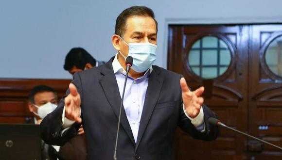 José Vega negó que UPP esté promoviendo la reelección de congresistas electos para completar periodo legislativo 2016-2021. (Foto: Congreso)
