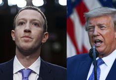 Mark Zuckerberg se niega a moderar mensajes en Facebook de Trump sobre protestas por George Floyd