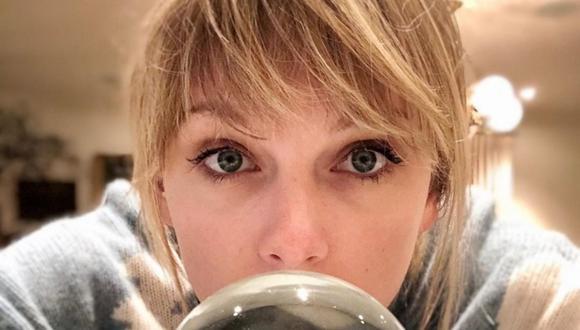 Taylor Swift. (Foto: Instagram)