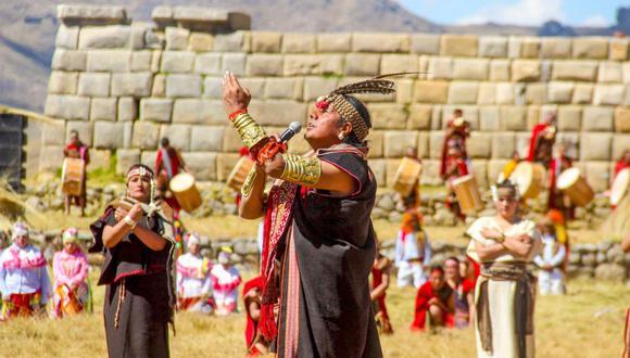 La Fiesta del Sol es la celebración más importante del calendario inca y es considerada Patrimonio Cultural de la Nación. (Foto: archivo GEC)