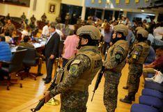 ¿Por qué el presidente Nayib Bukele llevó militares al Congreso de El Salvador y qué le exige? | FOTOS Y VIDEO