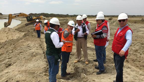 Se considera como ejecución de obras públicas por administración directa cuando la entidad pública las realiza a través de su personal, infraestructura y equipamiento mínimo. (Foto: GEC)