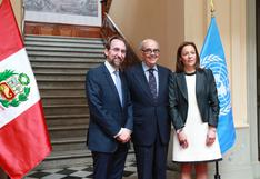Perú presentará avances en lucha contra la corrupción ante la ONU