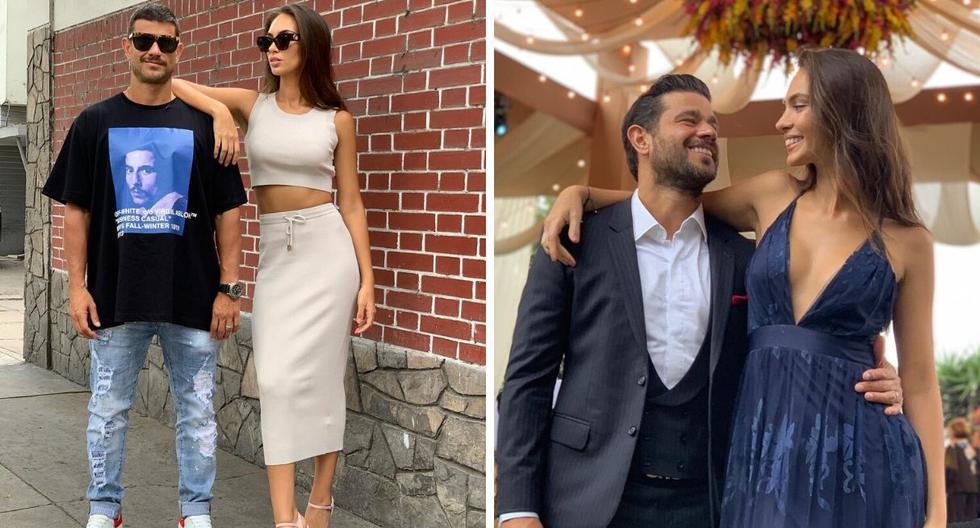 Natalie Vértiz afirmó que los dos están en bonitos momentos de su matrimonio. (Instagram / @yacoturco @msperu).