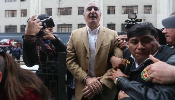 Corte Suprema rechazó pedido de excarcelación de Álex Kouri