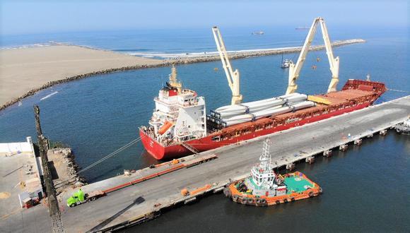 Tras modernización, proyecto permitirá recibir naves de mayor dimensión . (Foto: MTC)
