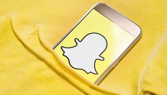 Snapchat tiene alrededor de 160 millones de usuarios activos.  (Foto: Pixabay CC0)