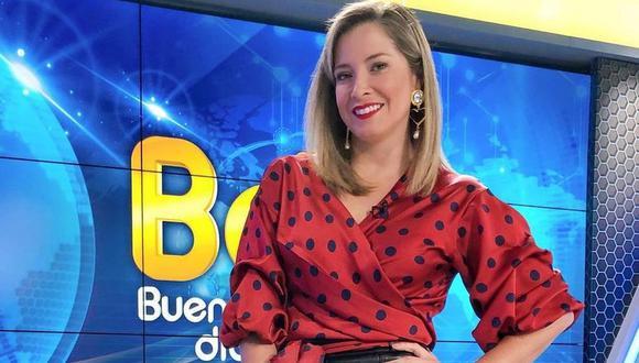 Mabel Huertas deja Panamericana TV luego de 7 años. (Foto: @mabelhuertasm)