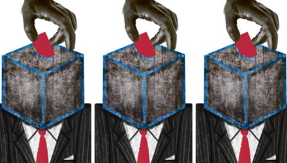 """""""La reforma política es mucho más que la reforma electoral, pero el punto de partida es el proceso de elección de los candidatos"""". (Ilustración: Giovanni Tazza)"""