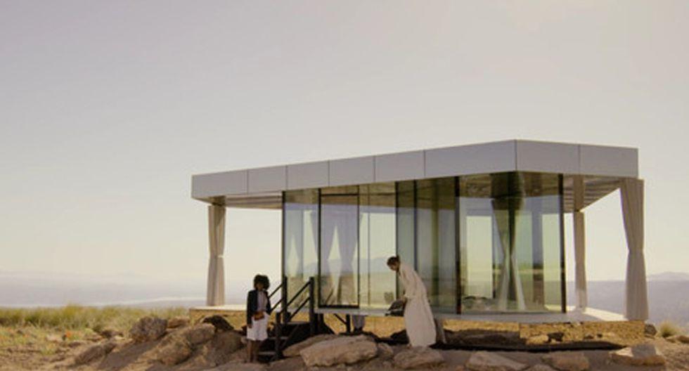 Ha sido diseñada por el estudio de arquitectura OFIS con la ayuda de expertos en vidrio, arquitectos, ingenieros y consultores energéticos. (Foto: Difusión)
