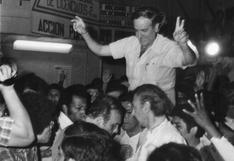 Eduardo Orrego: así informó El Comercio la última victoria de Acción Popular en Lima
