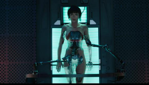 """""""Ghost in the Shell"""": Androides con problemas de identidad"""