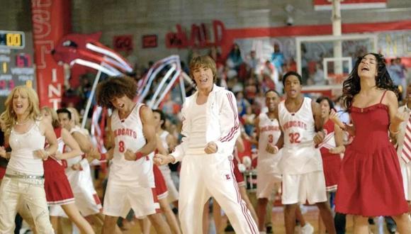 Disney Channel emite las películas de High School Musical para celebrar sus 14 años. (Foto: Difusión/Disney)