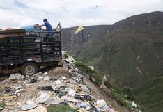 Declaran en emergencia manejo de residuos sólidos en distritos de Amazonas