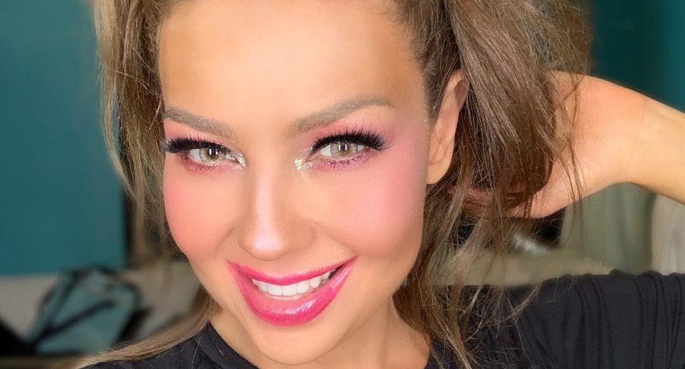 La popular Thalía cambió de look nuevamente. (Foto: Instagram)