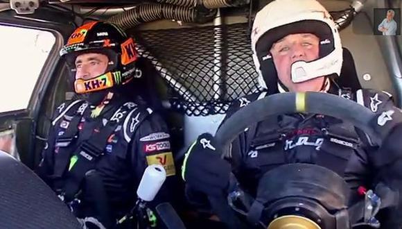 Nani Roma ha ganado el Dakar tanto en la categoría autos como en motos (Video: Jay Leno's Garage)