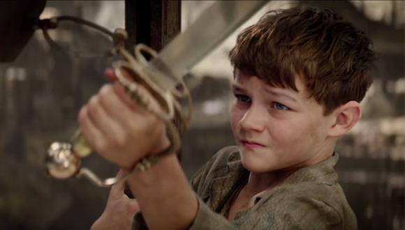 Peter Pan: mira el primer tráiler de la cinta con Hugh Jackman