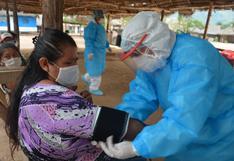 Cajamarca: brigadas de salud evaluaron a pobladores de comunidades nativas para evitar contagios por COVID-19