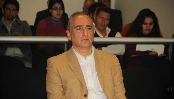 Álex Kouri será trasladado hoy de carceleta del INPE a penal