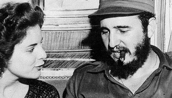 Marita Lorenz, la amante que pudo matar a Fidel Castro