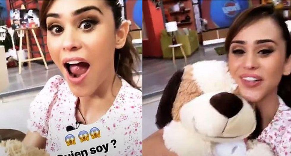 Yanet García se convirtió en la inocente 'Paty', la niña que enamora al protagonista de 'El Chavo del 8'. (Foto: Instagram)