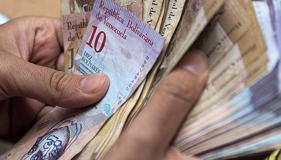 El precio del dólar en Venezuela operaba al alza este martes 29 de septiembre. (Foto: AFP)