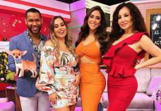 "Melissa Paredes se ausenta de ""América Hoy"" tras dar positivo a COVID-19   VIDEO"