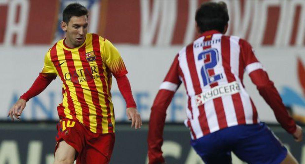 Barcelona es campeón de la primera rueda de la Liga española