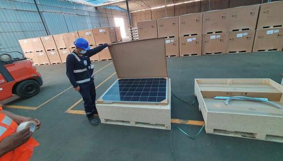 La prioridad del Minsa es equipar a los centros poblados alejados con congeladores solares y asegurar el proceso de vacunación. (Foto: Minsa)