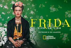 """National Geographic estrenará el documental """"Frida: Viva la vida"""""""