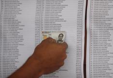 Elecciones 2021: ¿cuánto es la multa por no haber ido a votar el 11 de abril?