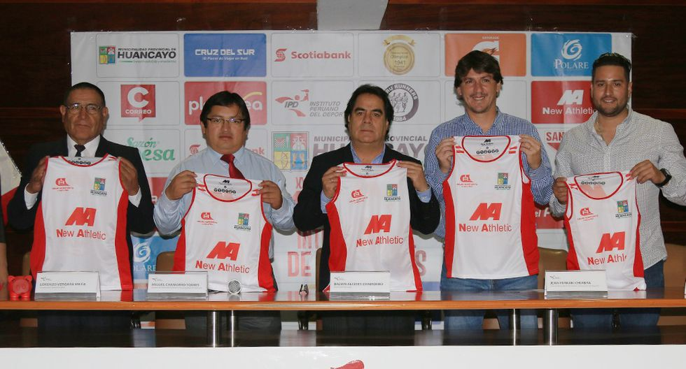 """El Instituto Peruano del Deporte (IPD) formó parte de la presentación en conferencia de la """"Maratón Internacional de los Andes"""". Dicho evento comenzará el próximo 11 de noviembre. (Foto: IPD)"""