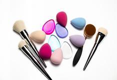 Brocha o esponja: conoce cuál usar según tu maquillaje