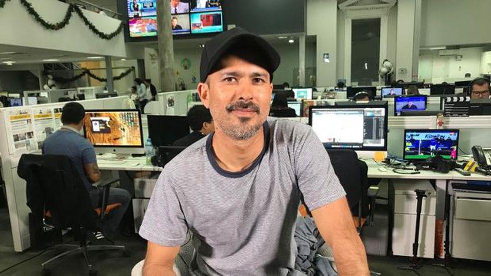 Alec Marambio en El Comercio.