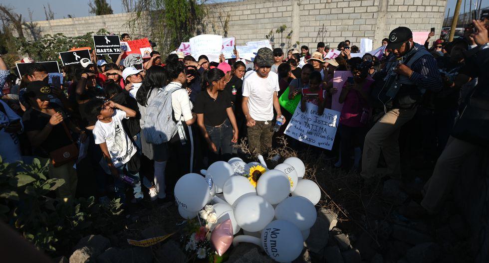 Las autoridades le dijeron a Maria Magdalena Antón que debían pasar 72 horas para reportar a su hija como desaparecida. (Foto: AFP)