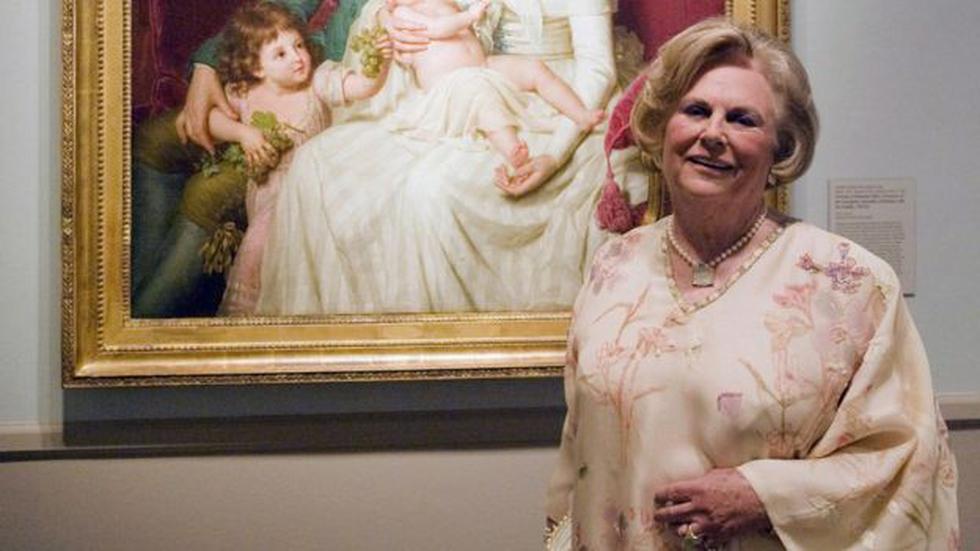 Jaqueline Mars es la nieta del fundador de la compañía. (Foto: Getty Images)