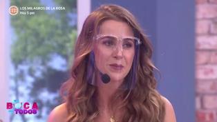 """Dulcelía Echevarría confirmó que Domingo Salas es parte de su pasado: """"Todo tiene una etapa"""""""