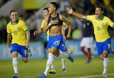 Brasil vs. Francia: 'Canarinha' venció 3-2 y jugará con México la final del Mundial Sub 17   FOTOS y VIDEO