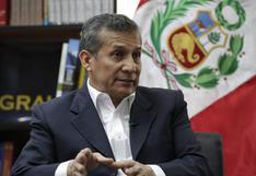 """Ollanta Humala sobre gabinete: """"Parece la comisión política ampliada de la izquierda que ha llegado al poder"""""""