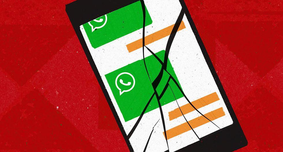 Por esta razón te quedaste sin WhatsApp esta mañana en todo el mundo. ¿Lo sabías? (Foto: WhatsApp)