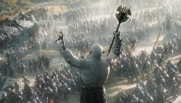"""Lanzan teaser de """"El Hobbit: la batalla de los 5 ejércitos"""""""
