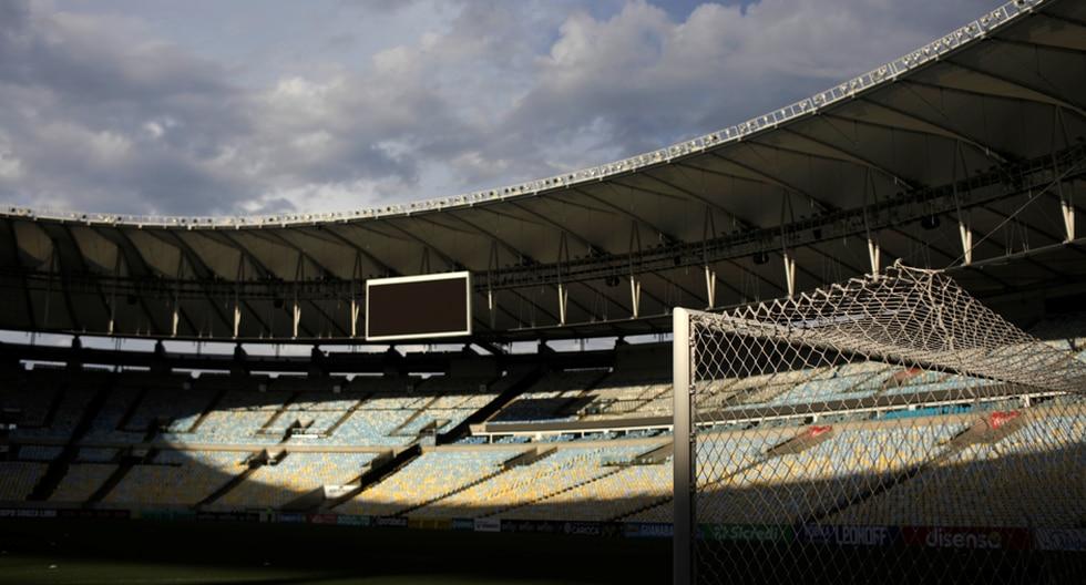 El mítico Maracaná se convertirá en un hospital de campaña para luchar contra el coronavirus   Fuente: Reuters/EFE/AFP/AP