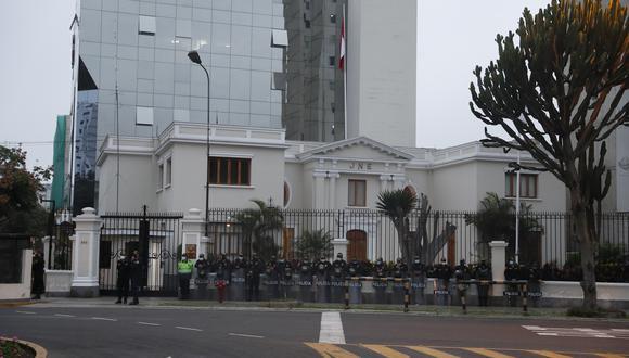Fuerza Popular presentó 11 solicitudes nulidad en mesas de Argentina y Chile. (FOTO: HUGO PEREZ / GEC)