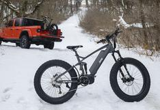 Jeep lanzará una bicicleta eléctrica todoterreno con 64 km de autonomía   FOTOS